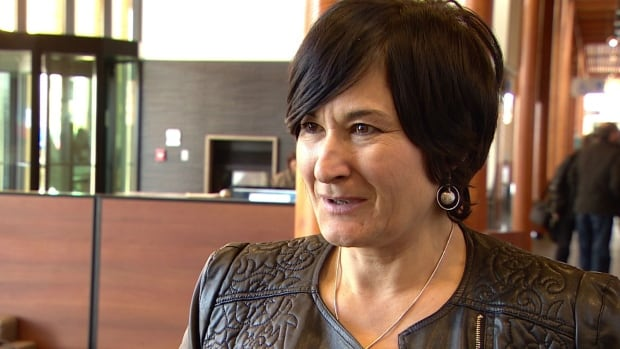 Pauline Frost, a Yukon member of the Yukon River Panel, says conservation is the main tool for restoring Chinook stocks.