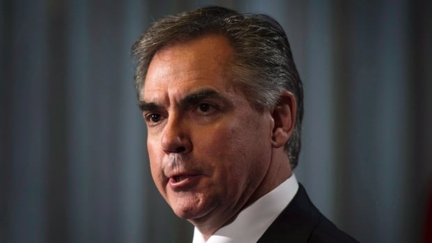 Progressive Conservative Leader Jim Prentice took to Twitter on Tuesday to reverse a directive from senior civil servants within his own government.