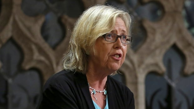 Green Party Leader Elizabeth May is set to be included in the 2015 federal leaders' election debates.