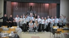Murder Mystery dinner theatre at Dorval-Strathmore United Church