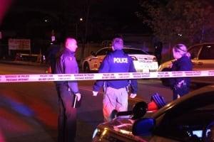 Surrey shooting investigation