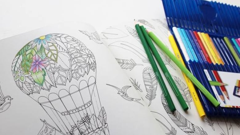 Johanna Basfords Colouring Books For Adults Have Sold Hundreds Of Thousands Copies Basford Facebook