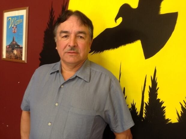 Peter Collins chief Fort William First Nation
