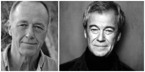 Barry Kennedy and Gordon Pinsent