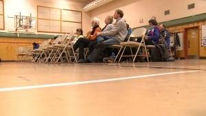 Public meeting in Tuktoyaktyuk about Beaufort Sea drilling plans