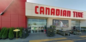 Canadian Tire east Windsor