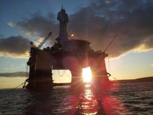 Henry Goodrich oil rig