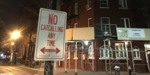 No Catcalls 3
