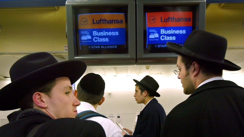 Some ultra-Orthodox Jewish men refuse to sit next to any woman who is not their wife. Would you give up your airline seat because a male didn't want to sit next to a female passenger?