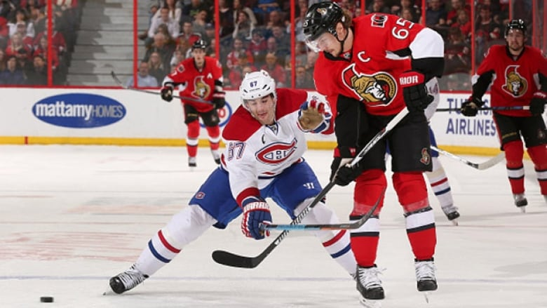 Ottawa Senators vs  Montreal Canadiens, Game 4 | CBC News