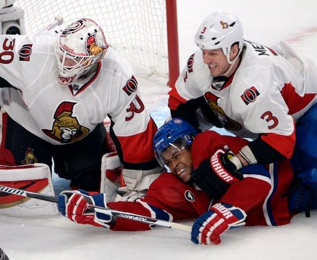 NHL Senators Canadiens 20150417