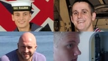 4 British sailors charged with sexually assaulting woman in N.S.