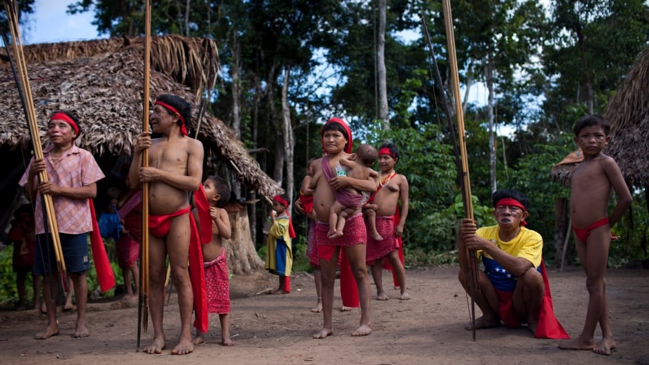 In a remote Amazonian village, the Yanomami tribe, has never had contact with the outside world. For medical researchers, this was a golden opportunity to study uncontaminated bacterial culture inside the body.