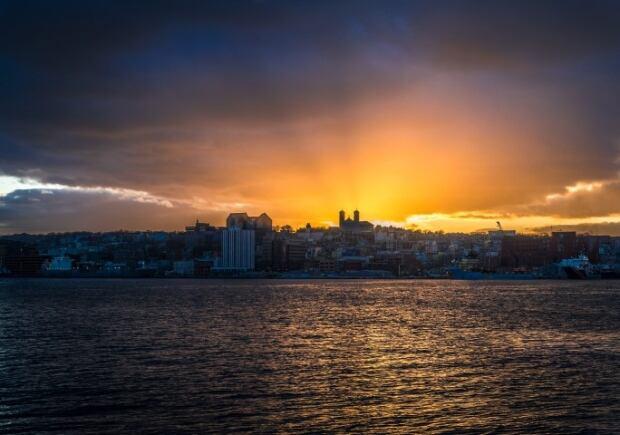 St. John's skyline by Paul Kinsmen