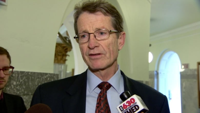 Alberta election 2015: David Swann insists he's not killing
