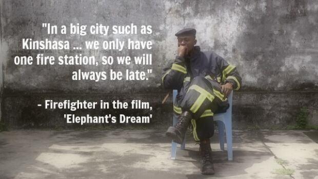 Elephant's Dreams Lieutenant firefighter