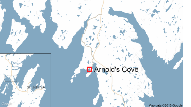 Arnold's Cove highway fatality