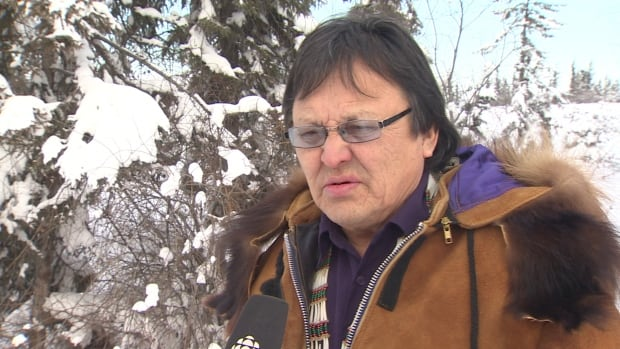 Dehcho First Nations Grand Chief Herb Norwegian says Dene and Metis leaders took a 'strong stand' against fracking by passing a resolution to ban the practice in their traditional territory.