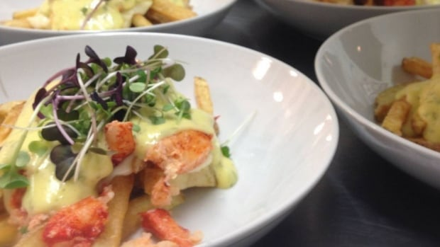 Kirkland Lake chef Matt Schram cooked this dish on an episode of Chopped Canada that will air this weekend.