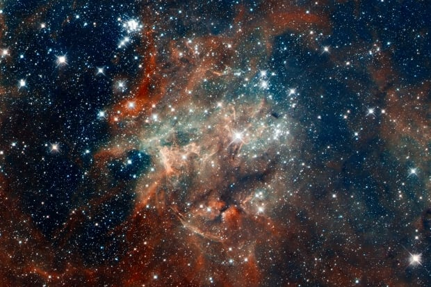 NGC 2060 Hubble Space Telescope Tarantula Nebula April 17 2012