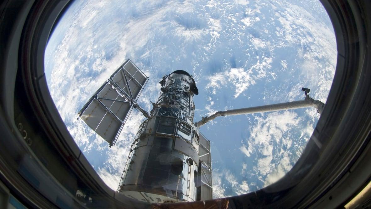 space shuttle hubble - photo #8