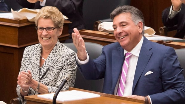 Premier Kathleen Wynne and Finance Minister Charles Sousa are sending signals that they will scrap their proposed Ontario Retirement Pension Plan if Ottawa and the provinces can reach a deal on enhancing the Canada Pension Plan.