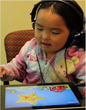 Iqaluit girl