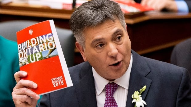 Finance Minister Charles Sousa will on Thursday deliver Ontario's ninth straight deficit budget under a Liberal government.