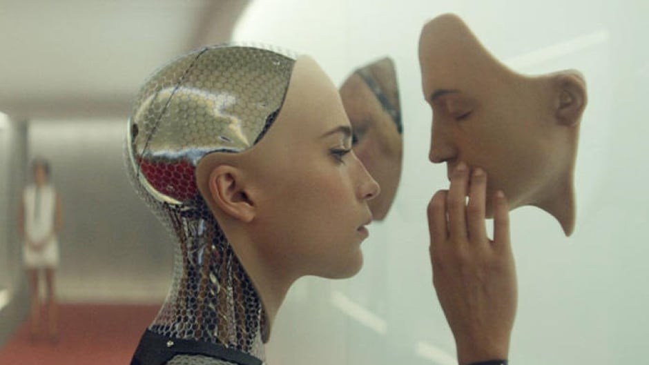 "Critics say Ava, the robot in Ex Machina is the latest ""lady robot"" to be cast in a rather formulaic and all-too-well-worn mold."
