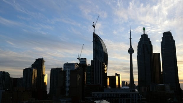 Today's temperature marks a new record high for February 3 in Toronto.