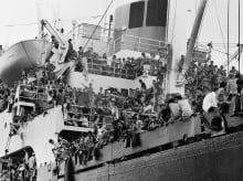 Evacuation of Vietnamese Refugees