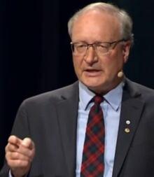 Wade MacLauchlan, CBC debate
