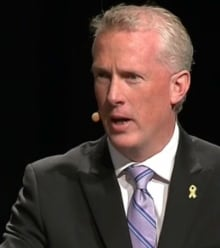 Mike Redmond, CBC debate