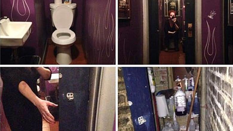 Bar Owner Defends Two Way Mirror In, 2 Way Mirror Bathroom