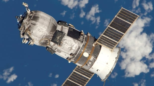 Flight controllers were unable to receive data from the Russian Progress spacecraft that entered the wrong orbit on April 28, 2015.