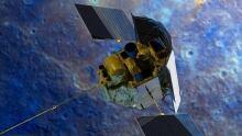 NASA Messenger Spacecraft