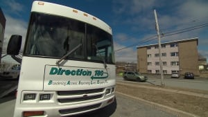 Direction 180 mobile methadone clinic
