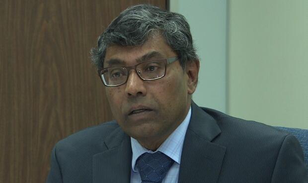 Deputy minister highways Nithi Govindasamy