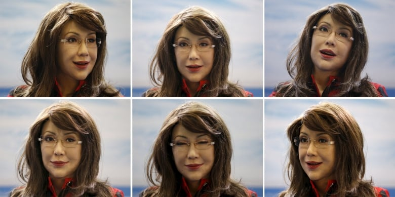 Yangyang, humanoid robot, unveiled at Beijing conference