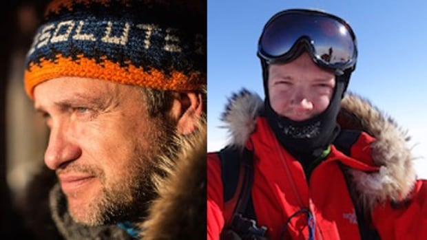 Dutch skiers Marc Cornelissen and Philip de Roo were on a two-month scientific study when they went missing this week near Resolute, Nunavut.
