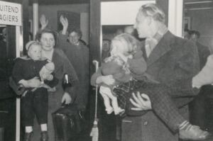 Bijdemast family leaves the Netherlands