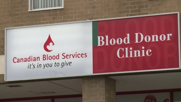 The Canadian Blood Services is urging people to make giving blood a part of their routine.