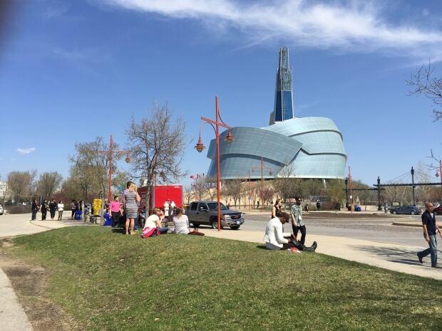 Winnipeg food truck
