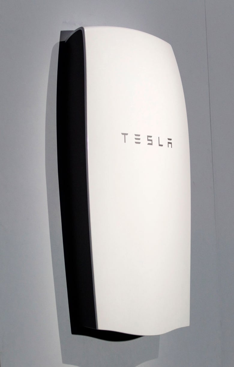 No more power outages? Inuvik man installs Tesla's 1st