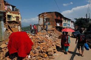 Nepal DART Canada 20150502