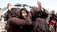 MIDEAST-CRISIS/IRAQ-YAZIDIS
