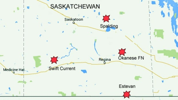 Dead In Saskatchewan Crashes On Weekend Saskatchewan CBC News - Current time in saskatchewan