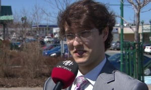 Noah Davis-Power on LGBT training course axed in Newfoundland budget