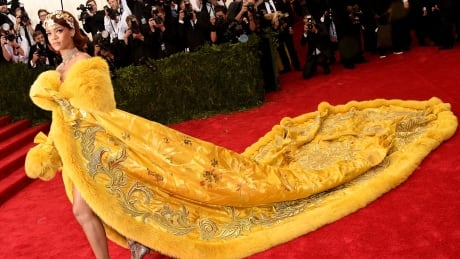 Rihanna Met Gala May 4 2015