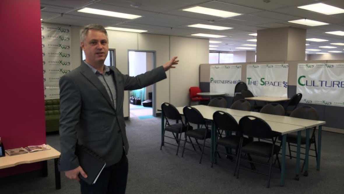 Shared office space trend hits uptown saint john new for Shared office space montreal